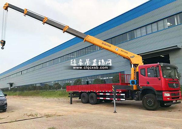 中国最著名的六大随车吊品牌,你知道几个?