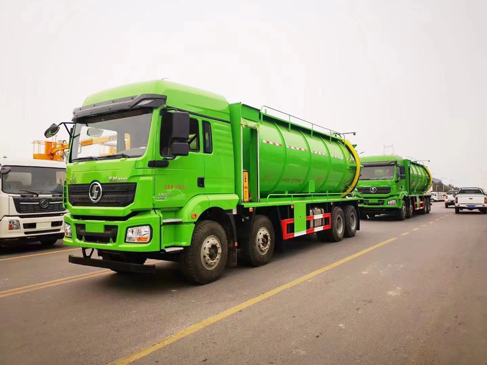 罐式(30方)污泥/粪污运输车